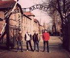 Ворота второго комплекса / Польша