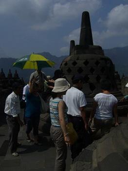 Японские туристы / Индонезия