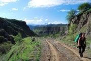 Каньон реки Дзорагет / Армения