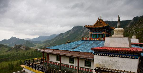 Монастырь Арджапала, Монголия / Фото из Монголии