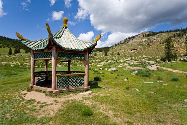 Манзушир - настоящее место силы / Фото из Монголии