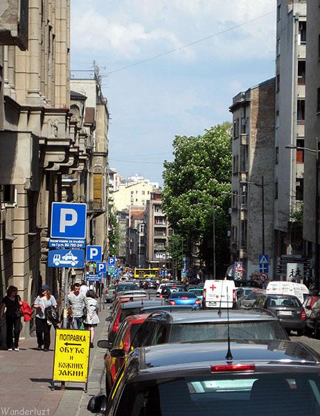 Улицы Белграда, Сербия / Фото из Сербии
