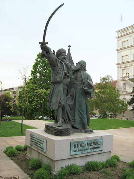 В Белграде много скверов и парков, Сербия / Фото из Сербии