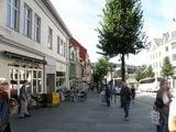 Берген. Городская улица / Норвегия