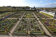Замок Вилландри / Франция