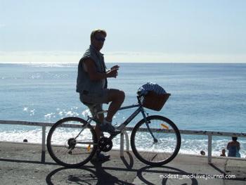 ...велосипедная / Франция