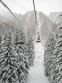 Очень много снега / Франция