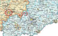 Карта путешествия / Украина