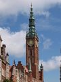 Башня ратуши / Польша