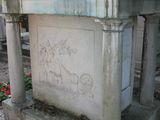Картошка на памятнике А.-О.Парментье  / Франция