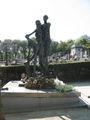 """Мемориал жертвам нацистского концлагеря """"Бухенвальд"""" / Франция"""