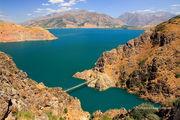 Невиданной красоты ландшафт / Узбекистан