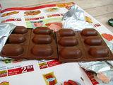 Шоколад с наполнителем / Австрия