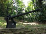 Японская пушка / Сингапур