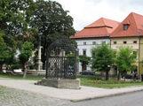 Клетка позора у Ратуши / Словакия