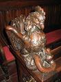 Фигуры  из собора Святого Мартина. Петух / Словакия