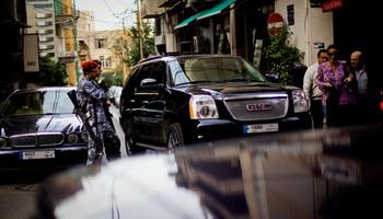 Люди с автоматами / Ливан