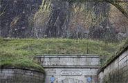 Вход в крепость / Франция