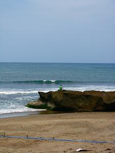 В школе серфинга / Индонезия