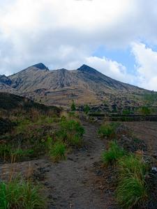 Вулкан Гунунг Батур / Индонезия