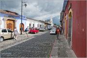Цветные домики / Гватемала