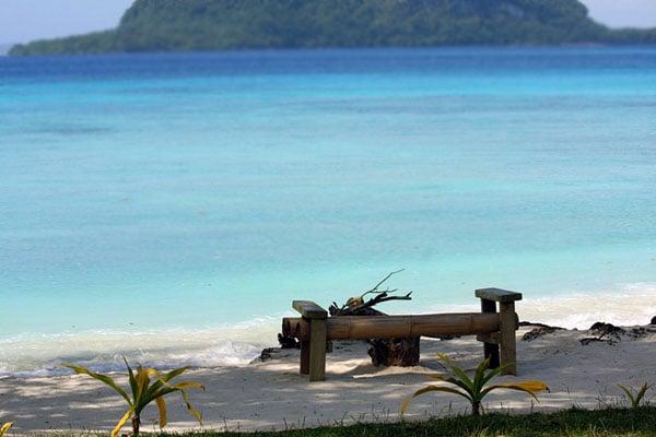 На одном из островов государства Вануату / Фото из Вануату