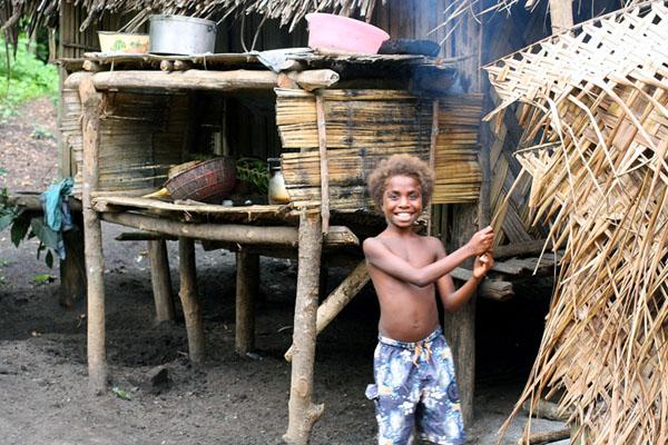 В повседневной жизни намбас почти не используется, Вануату / Фото из Вануату