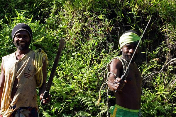 Сейчас людоедство в Вануату уже не практикуется / Фото из Вануату