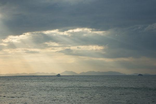Пейзажи по пути из Краби на острова Пхипхи / Фото из Таиланда