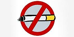 Знак запрета курения установленной формы - 39