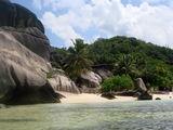 Пляж Anse Source D'Argent / Сейшелы
