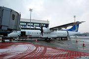 ATR-72 в аэропорту Таллина / США