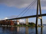 Ставангер. Мост / Норвегия