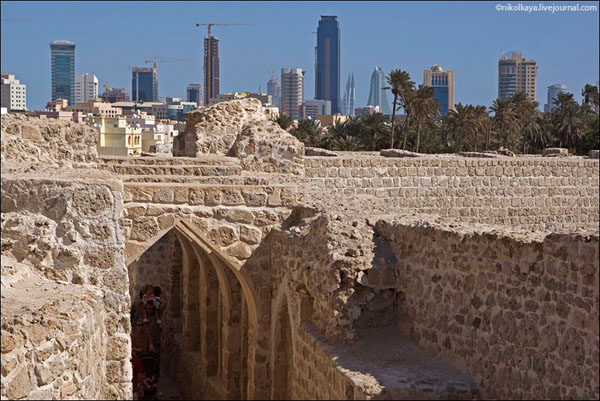 Увидеть Бахрейн крайне интересно даже мельком / Фото из Бахрейна