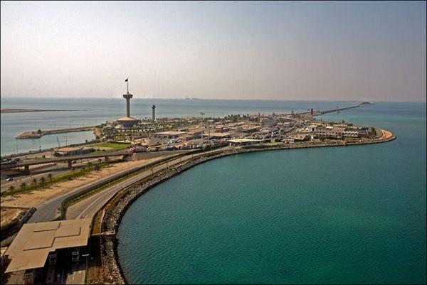 Бахрейн и Саудовскую Аравию соединяет 28-километровый мост / Фото из Бахрейна