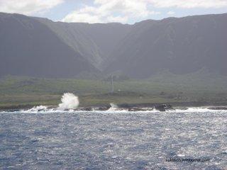Воды Тихого океана / США