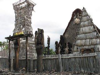 Домик, где родился Камехамеха / США