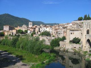 Средневековый город / Испания