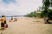 Пляж Пунта-Коклес, карибский берег / Коста-Рика