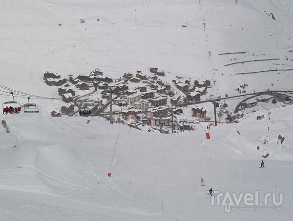 Вид на Тинь сверху / Фото из Франции