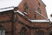 Заброшенная церковь / Латвия