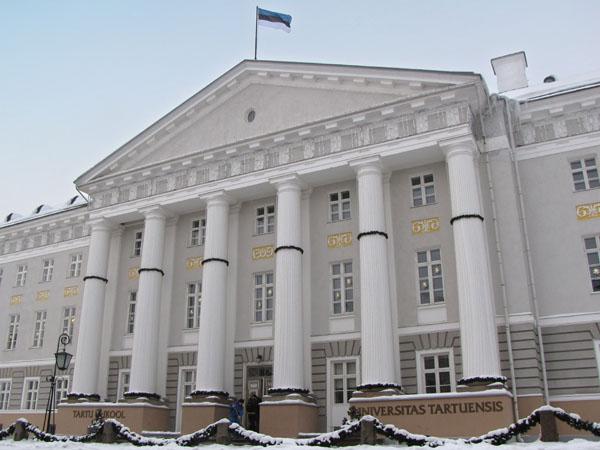 Университет Тарту / Фото из Эстонии