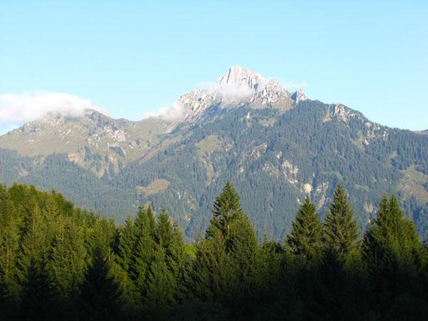 Тирольский пейзаж / Фото из Австрии