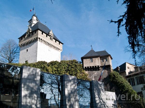 Савойский замок в Шамбери занят префектурой / Фото из Франции