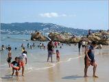 Городской пляж / Мексика