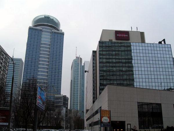 Современная Варшава / Фото из Польши