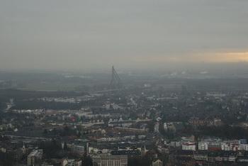 Вид с башни / Германия