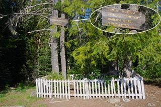 Кладбище Пионеров Дороги Барлоу / США