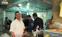 Шваерма в Эрбиле / Ирак