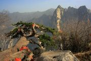 Площадка с пещерным храмом / Китай